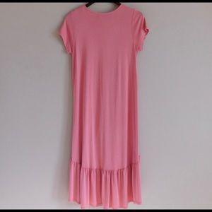 Dresses & Skirts - Cotton emporium high low midi size L